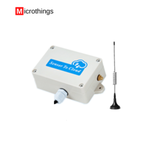 Sensor to Cloud 4G Version