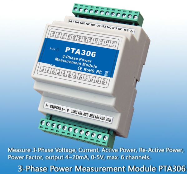 3-phase Smart Electric Transducer