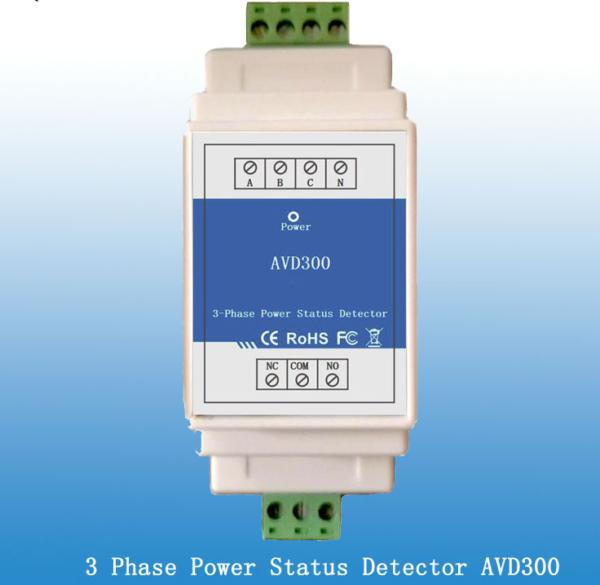 AC Power Failure Detector