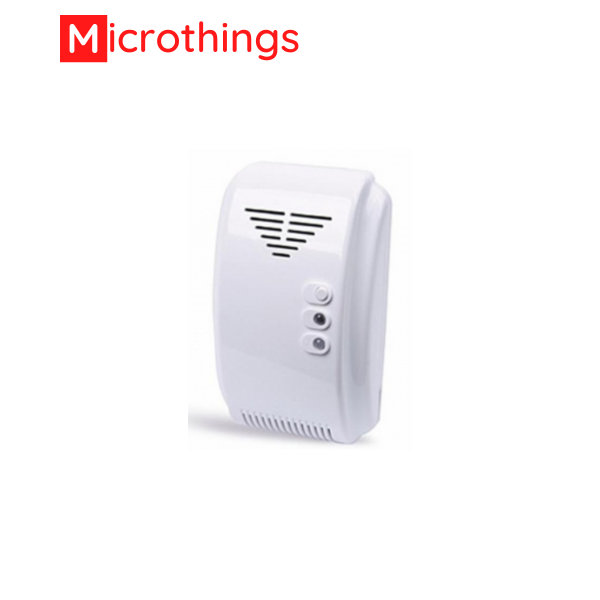 Gas Leakage Detector With Output NO and NC