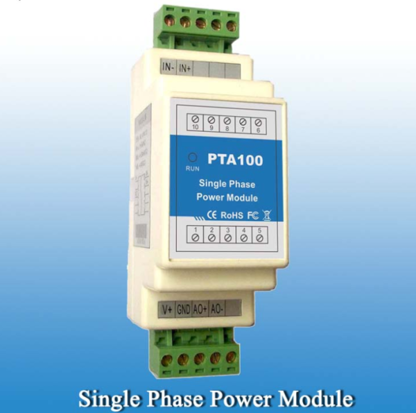 Single-phase Smart Electric Transducer