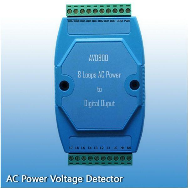 AC Power Voltage Detector Type AVD800