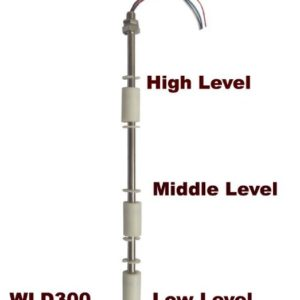 Multi Level Water and Oil Level Detector