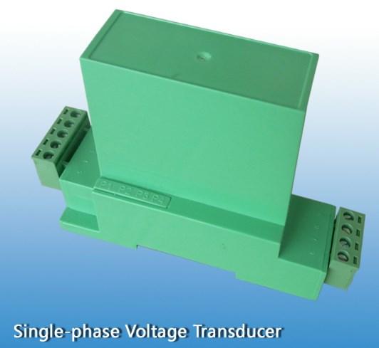 Single-phase Voltage Transducer With Analog Ouput 4-20mA