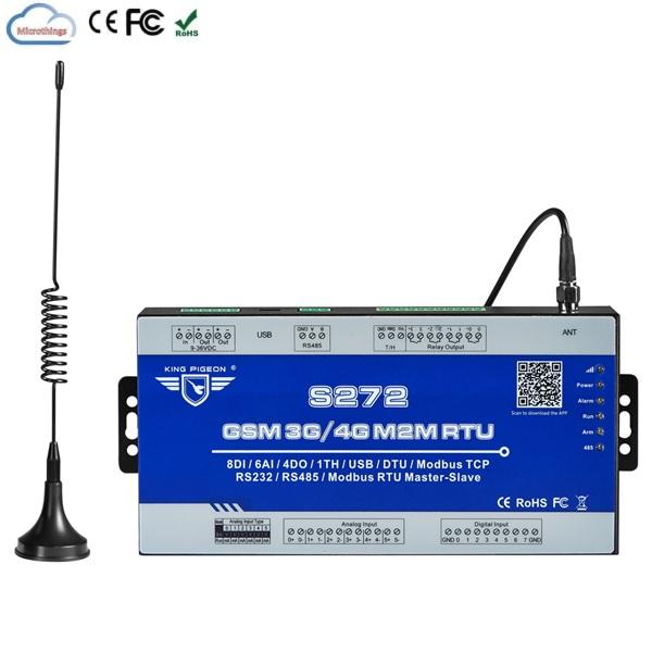 GSM IoT Modbus Remote Terminal Unit S273