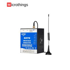 Dual Sim Cellular IoT RTU S475