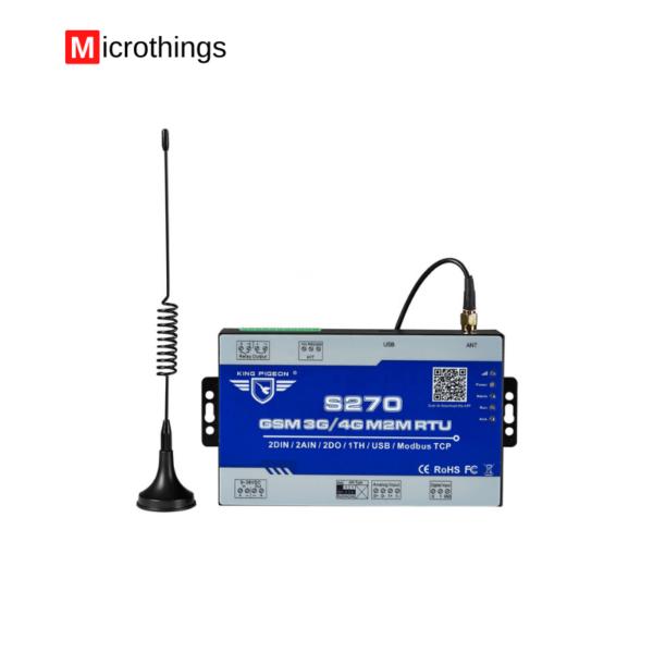 GSM Remote Terminal Unit S270