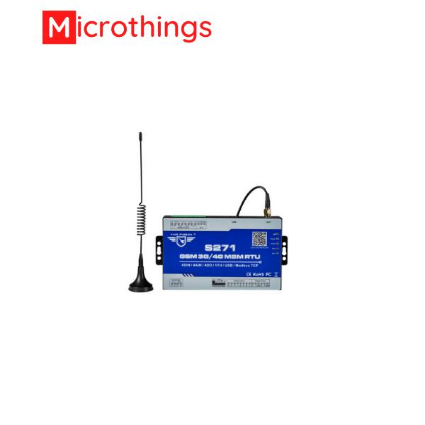 GSM Remote Terminal Unit S271