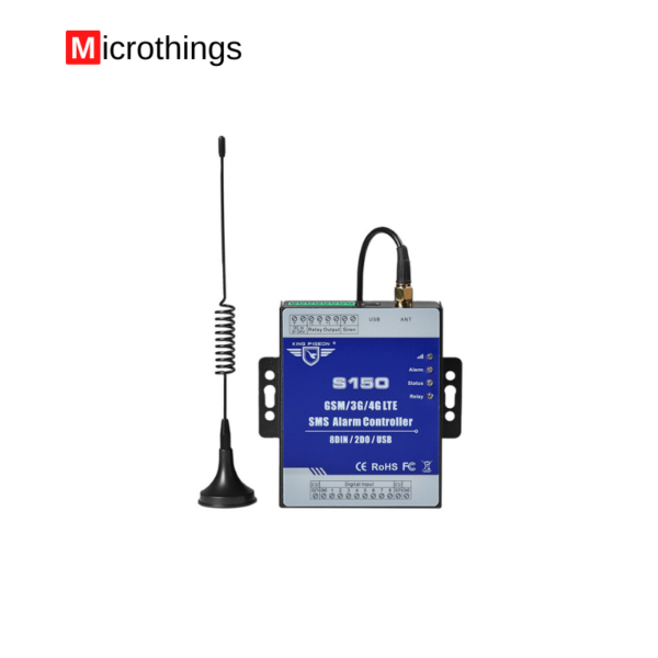 GSM SMS Remote Controller S150