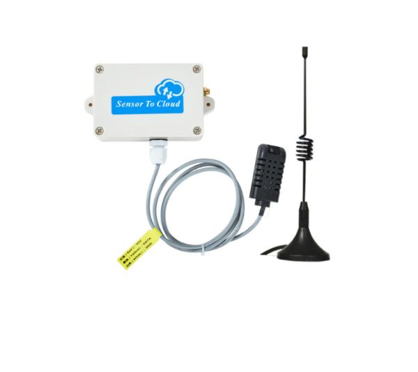 Wireless Lora Temperature and Humidity Sensor