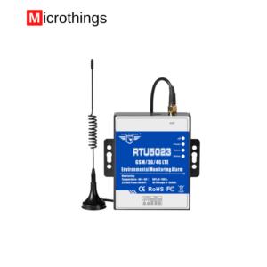 GSM Environmental Monitoring Alarm