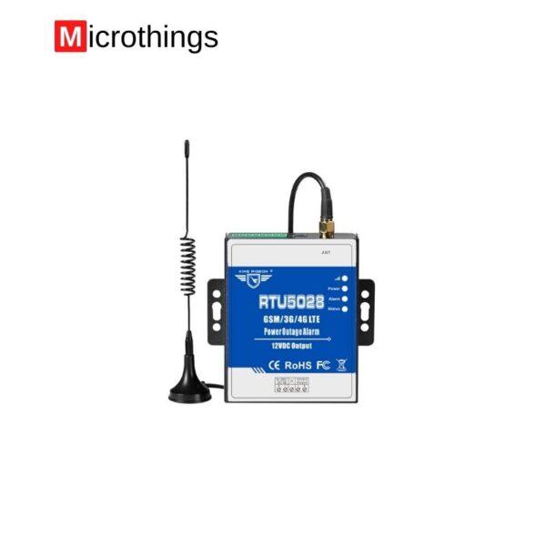 GSM Power Status Monitoring Alarm