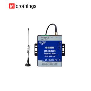 GSM Temperature Data Logger