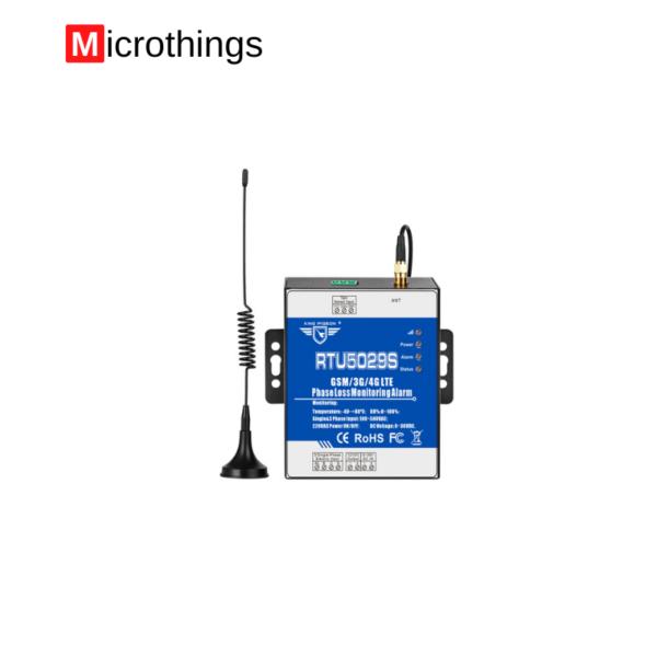 Wireless Power Status Monitoring Alarm