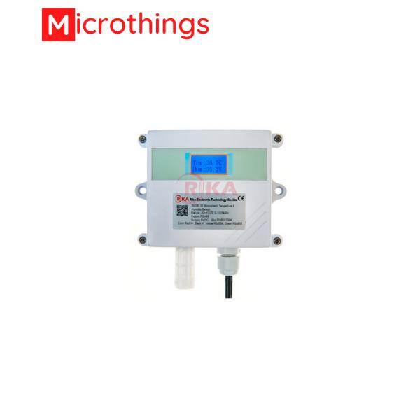 Ambient Temperature and Humidity Sensor