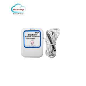 Bluetooth Temperature Data Logger External Sensor