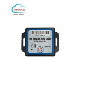 Bluetooth Temperature and RH Data Logger