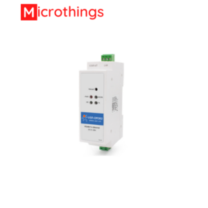 Din Rail RS485 to Ethernet Converters