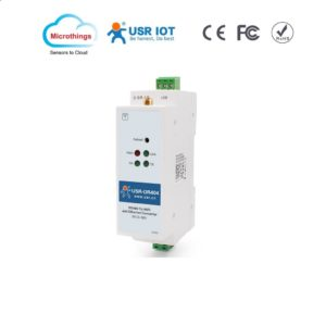 Din Rail RS485 to WiFi Ethernet Serial Device Server