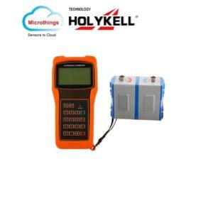 Handheld Ultrasonic Water Flowmeter