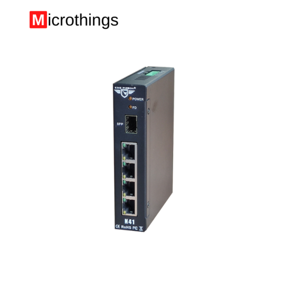 Industrial Ethernet Switch N41