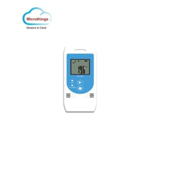 Multi use USB Temperature and RH Data Logger