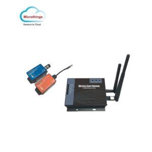 RF Wireless Monitoring Sensor and Gateway GPRS