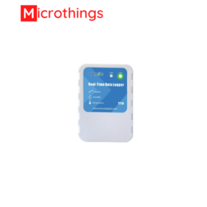 Real Time Temperature and RH Location Data Logger