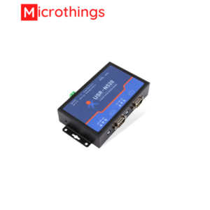 Serial to Ethernet Converter 2 Ports