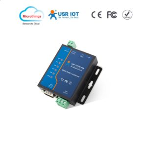 Serial to Ethernet Converter Modbus RTU to TCP
