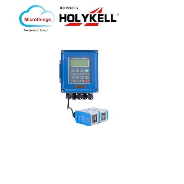 Economic type Clamp-on Ultrasonic Water Flowmeter