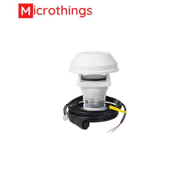 Ultrasonic Wind Speed and Direction Sensor RK120-09D