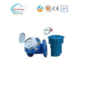 GPRS Bulk Water Meter