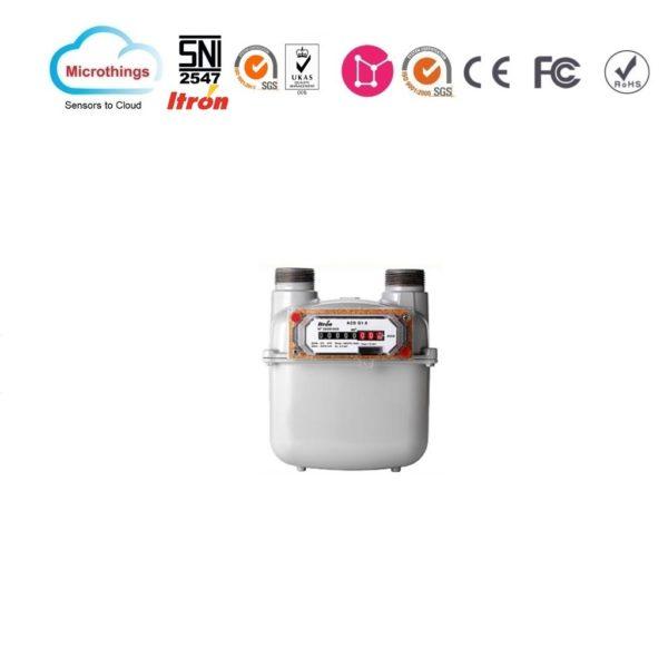 Gas Meter itron