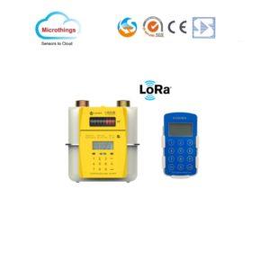 Gas Meter LoRa Version