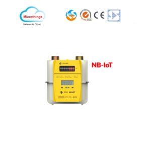 Gas Meter NB IoT Version