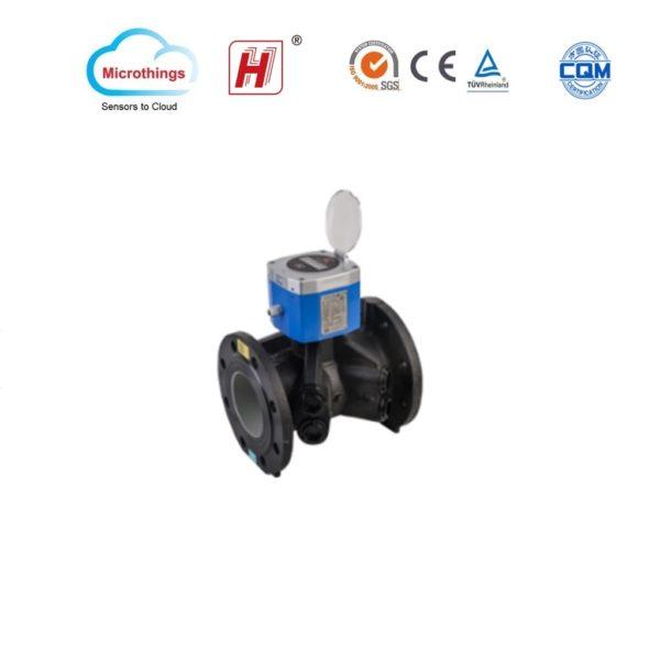 Industrial Ultrasonic Water Meter Rs 485