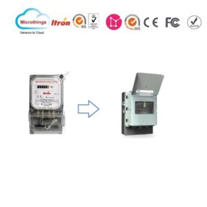 KWH Meter Itron and Reader