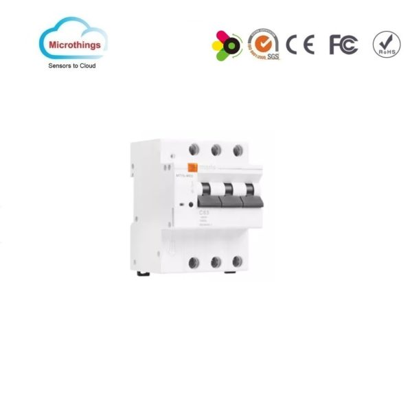 Smart Circuit Breaker Series MTS3‐M3C32