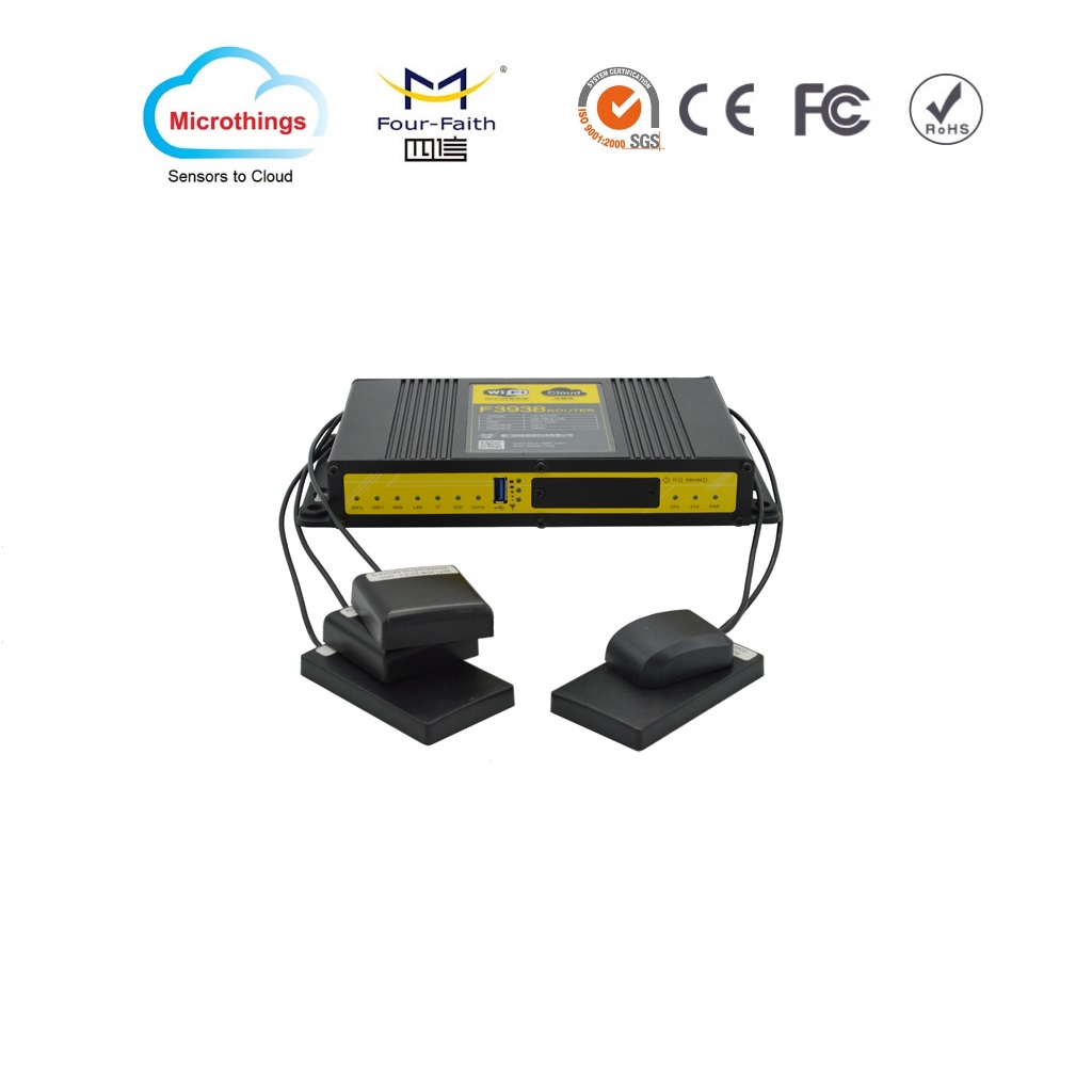 WIFI Advertising Router