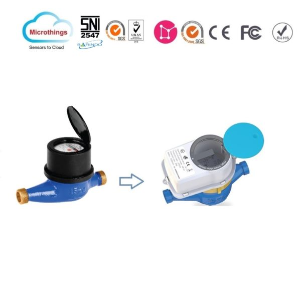 Water Meter Barindo and Reader