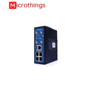 4G Industrial cellular VPN router