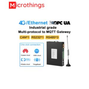 Multi Protocol IIOT Gateway