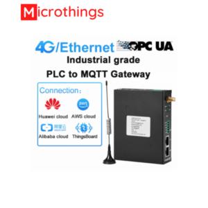 PLC Modbus IoT Gateway