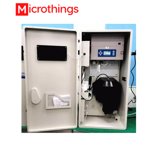 PWQ-2000 Water Quality Monitoring System