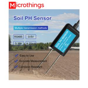 Soil PH Transmitter JXCT-SPHT
