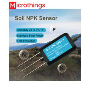Soil NPK transmitter JXCT-SNPK