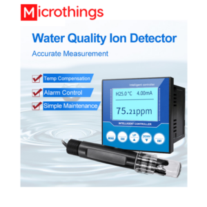Water Ion Sensors JXCT-WIONS
