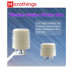 Weather Louver Box Sensor JXCT-WLBS
